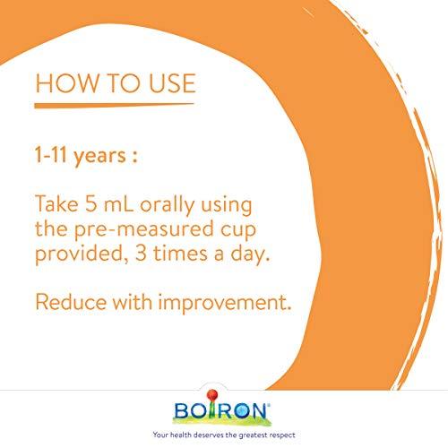 BOIRON Childrens Stodal Syrup, 125 ML
