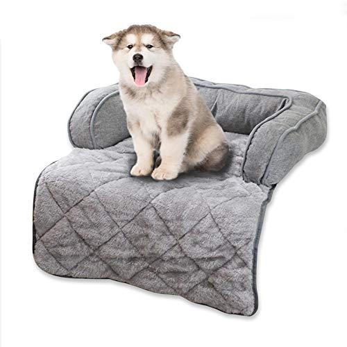 Vinnykud Couchkissen für Hunde und Katzen Plüsch Hundematte Sofaschutz Hundedecke Kofferraumschutz