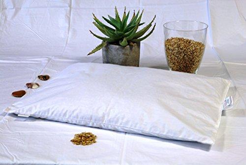 Relax Wellness granos de Escalda Cuello Almohada Cojín reposacabezas 40x 60cm