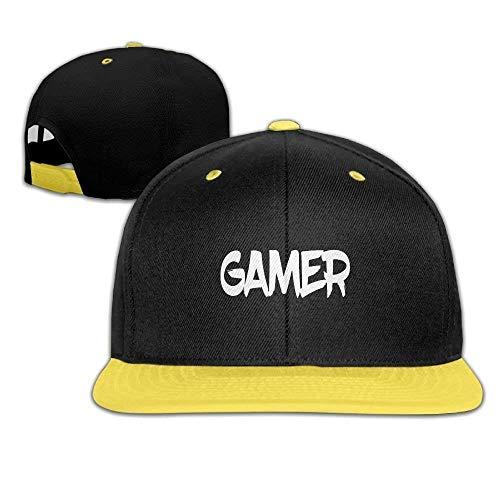 Gorras de béisbol/Hat Trucker Cap Statement Gamer Unisex Hip Hop Cap Stylish Trucker Hats Adjustable Cotton Baseball Caps