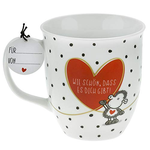 Sheepworld 46218 Tasse mit Motivdruck: