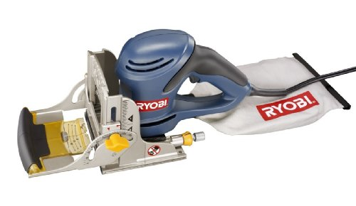 Ryobi ZRJM82K 6 Amp Biscuit Jointer Kit (Renewed)