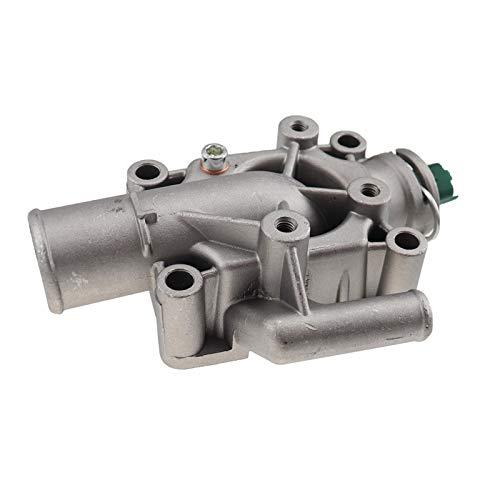 LinYom Termostato De Refrigerante De Motor De Aluminio con Alojamiento/Ajuste para - Peugeot/Partner 206/207/307/308/1007 / FIT FOR - Citroen / C2 C3 C4 1336.Z0,1336Z0
