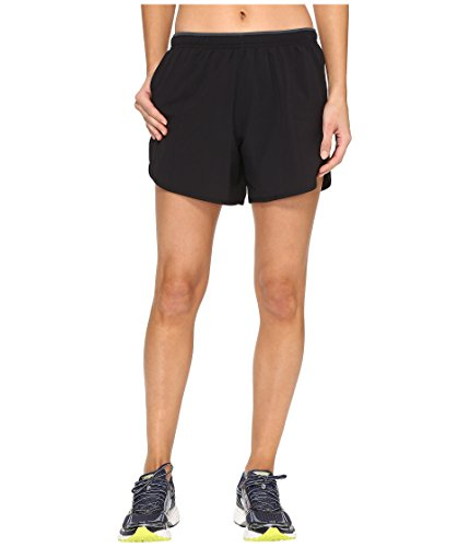 Brooks Women's Go-to 5' Short, Black, Small 5