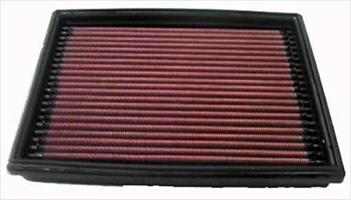 K&N 33-2813 Filtre à Air du Moteur: Haute Performance, Premium, Lavable, Filtre de Remplacement, Plus de Pouvoir, 1998-2008 (Berlingo, Xsara, Xsara Picasso, 206, Partner)