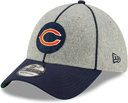 New Era 39thirty Chicago Bears - Gorra para hombre, Hombre, Gorra, hombres,...