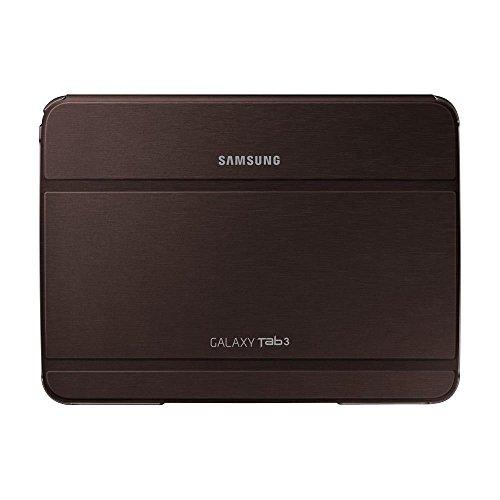 SAMSUNG EF-BP520BAEGWW Book Cover per Galaxy Tab 3 10.1, Marrone