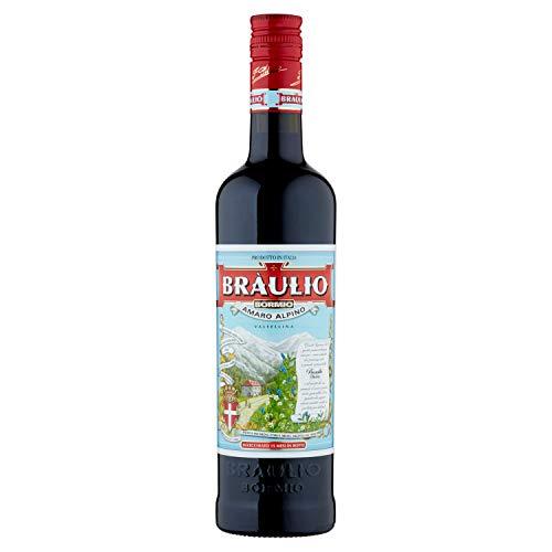 Braulio Amaro Alpino Das Juwel aus Norditalien in Eichenfässern gereift, 21% Vol.(1 x 0.7 l)