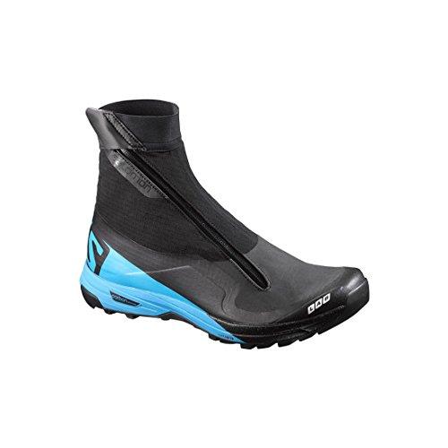 Salomon Mountain Running Schuhe schwarz 41 1/3