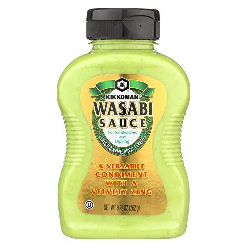 Kikkoman Wasabi Sauce 925 Ounce  9 per case