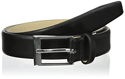 Appaman Big Boys' Dress Belt, Black, Large/8-10 Years