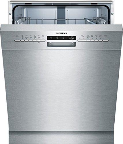 Siemens SN436S01GE iQ300 Geschirrspüler 1.7 cm/A++ / 258 kWh/Jahr / 2660 L/Jahr/AquaStop/edelstahl