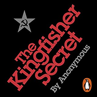 The Kingfisher Secret cover art