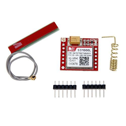 GPRS Cuatribanda GSM Sim800l Tablero A Bordo Sim TTL