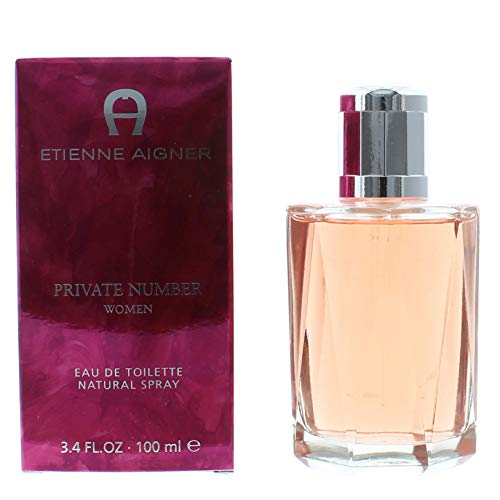 Aigner Etienne Private Number Women Eau De Toilette 100 ml (woman)