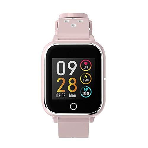 OH Smart Watch, Pantalla de Color de Alta Definición Táctil de 1.4 Pulgadas, Reloj de Llamada Bluetooth Inteligente de Dos en Uno con Pulsera Y Auricular, Pulsera Deportiva Multifun