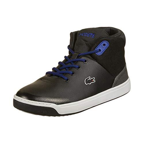 Lacoste Explorateur Sneaker Kinder schwarz/blau, 39 EU - 5.5 UK - 6.5 US