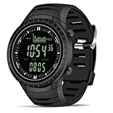 Best Fishing Watches - CakCity Mens Digital Watch Waterproof Military Sports Tactical Review