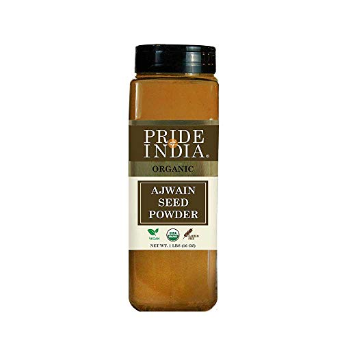 Pride Of India- Organic Ajwain Powd…