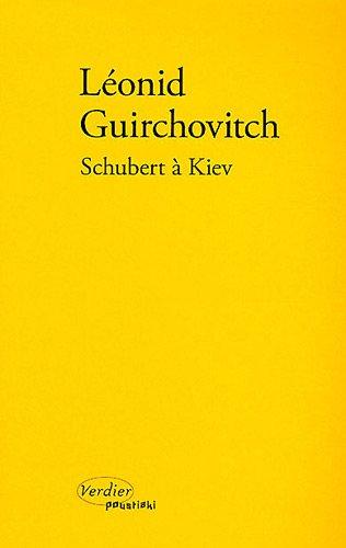 Schubert à Kiev