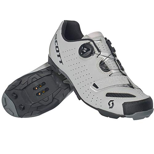 Scott Damen MTB Comp Boa Reflektierende Lady Bike Schuhe – 270600–6224 (reflektierend schwarz – 37)