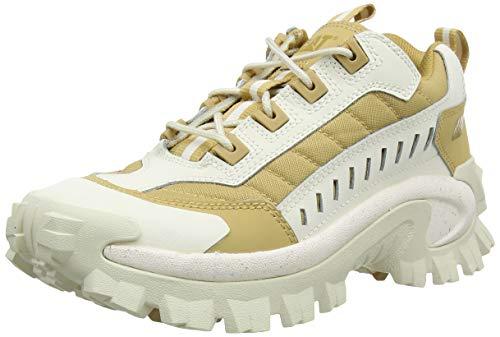 Cat Footwear Unisex-Erwachsene Intruder Sneaker, Beige (CURRY/GARDENIA), 40 EU