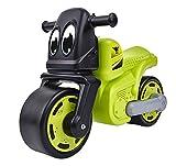 BIG 56328 - Triciclo de Carreras, Color Verde