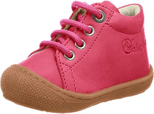 Naturino Mädchen Lauflernschuhe Cocoon Schnürschuh pink Gr. 26