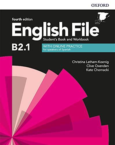 English File 4th Edition B2.1. Student
