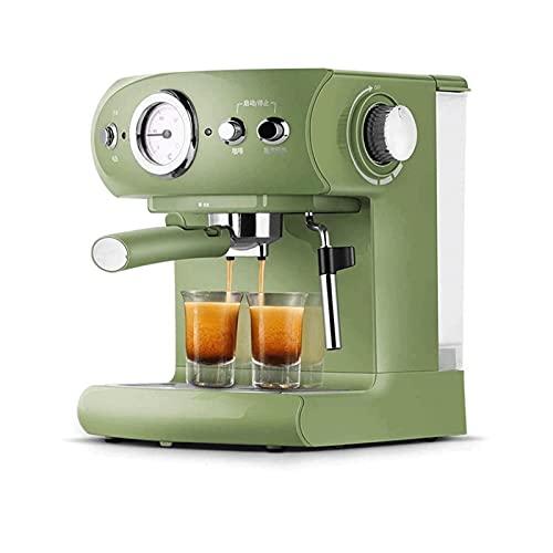 Z-Color Máquina de café Espresso, máquina de café Milk Froth for Latte, Cappuccino, Americano y más □ Máquina semiautomática de Espuma de Tipo de Vapor.