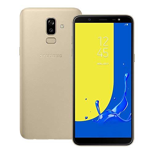 Samsung Galaxy J8 (J810F/DS) Dual SIM Factory Unlocked - International Stock No Warranty (Gold)