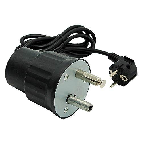Nrpfell 220 V Grill Motor Grill Dreh Motor 4 Watt Elektro Grill Motor BBQ Herd DIY Zubeh?r Eu stecker
