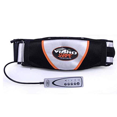LQHY Elettrico Vibrante Cintura Dimagrante Massaggio Dimagrante Cintura Dimagrimento del Corpo Cintura Esercizio Tonificante Perdita di Peso Brucia Grassi Vibrante per Donne Uomini