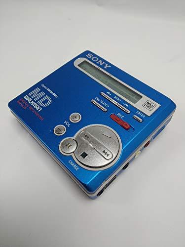 SONY MZ-R70 MiniDisc Recorder - Silver