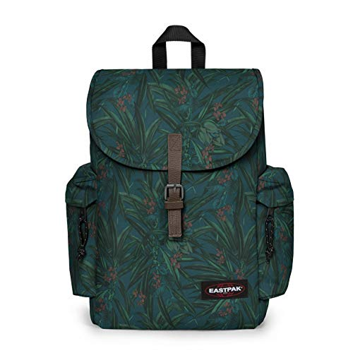 Eastpak AUSTIN Zaino Casual, 42 cm, 18 liters, Multicolore (Brize Mel Dark)