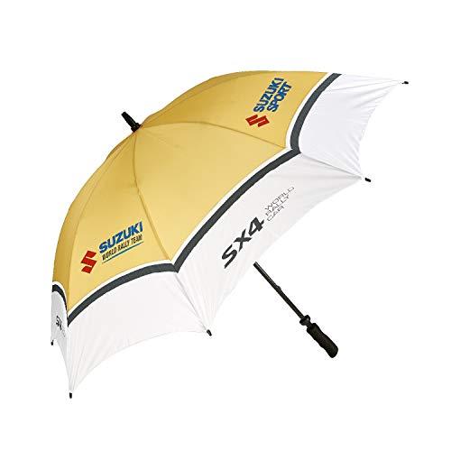 WRC Suzuki World Rally Auto Team SX4voller Größe große Golf Regenschirm