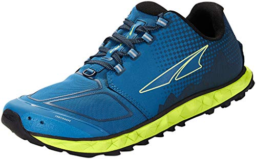ALTRA Superior 4.5 Laufschuhe Herren Blue/Lime Schuhgröße US 11,5   EU 46 2021 Laufsport Schuhe