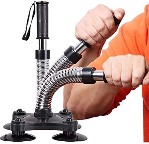 BaiLUSHoP Handgelenk Und Stärke Exerciser Armdrücken Trainer Exerciser Unterarm- Ausrüstung Grips Handgelenk Muskel Entwickler Stärke Fitness