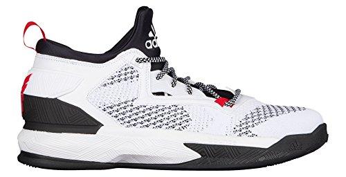adidas Mens X Damian Lillard 2 Primeknit Basketball Sneakers Shoes Casual - White - Size 12 D