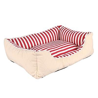 zuckerti cama para perros Perros Cojín perro Sofá Cama cesta perros y gatos animales cama para perros Perros sofá cojín estera cama para Pet perro gato mascotas Cachorro en 3colores y 2tamaños (/M/L) a elegir