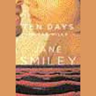 Ten Days in the Hills audiobook cover art