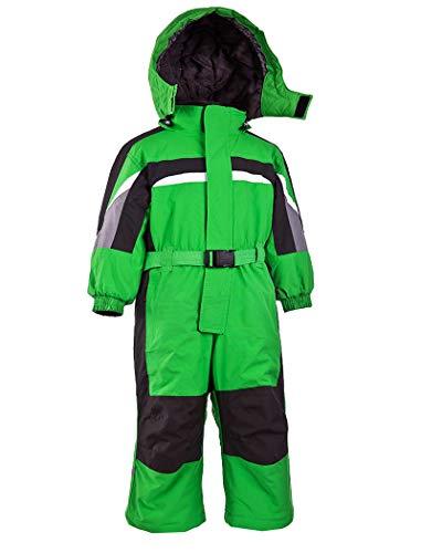 Kinder Skianzug LC1225 Grün 80