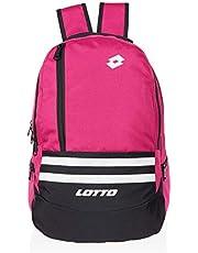 LOTTO Flash Backpack kadın;erkek Günlük Sırt Çantası
