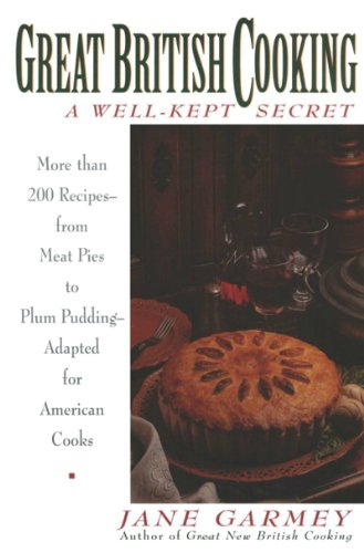 Great British Cooking: A Wellkept Secret