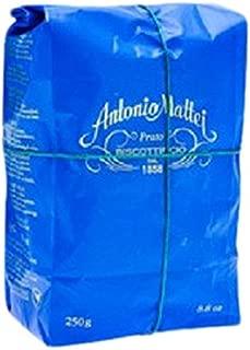 Biscottificio Antonio Mattei Biscotti Di Prato with Almonds, 8.8 Ounce
