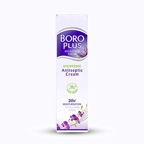 Boroplus Ayurvedic Antiseptic Cream, 80ml | For Healing and Repairing skin 80ml