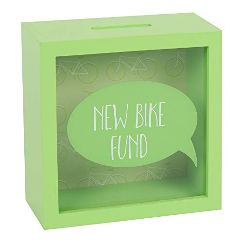 New Bike Fund Money Box