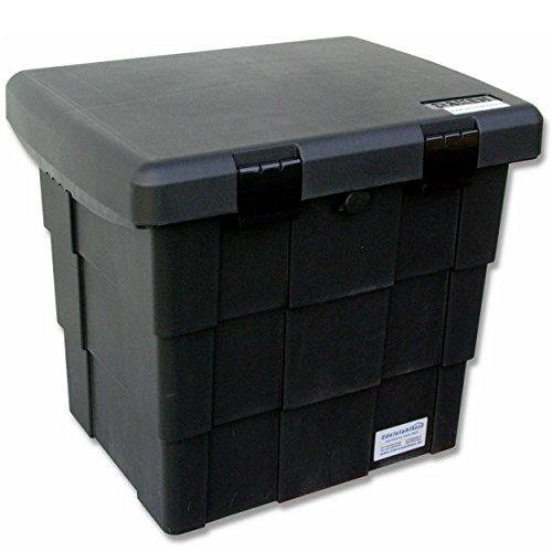 Streugutbehälter 108 ltr mit Schloss, Streugutbox, Streusalzbox, Sandbox, Lagerbehälter, Pick-up Box, Anhängerbox, Deichselbox, Streukiste, Salzlager, Streubox, Lagerbox, Staubox, Streugutbehälter, Daken PB108 Streusalzbox, Sandbox, Lagerbehälter, Pick-up Box, Anhängerbox, Deichselbox, Streukiste, Salzlager, Winterdienst, Streubox, Salzlager, Lagerbox, Staubox,