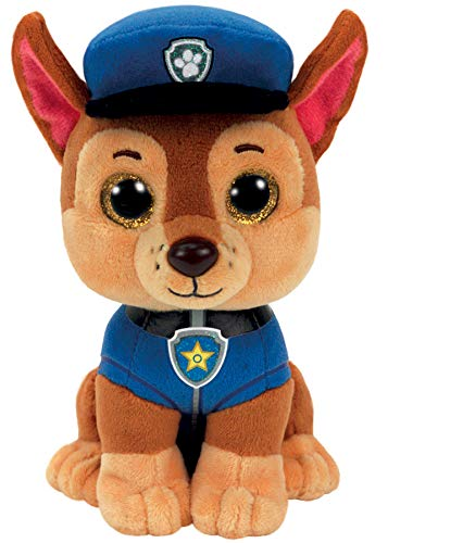 Ty 90250 Chase Paw Patrol - Peluche (42 cm), Multicolor