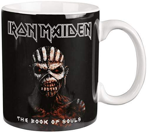 Iron Maiden Taza de café, 12 x 10 x 8 cm.